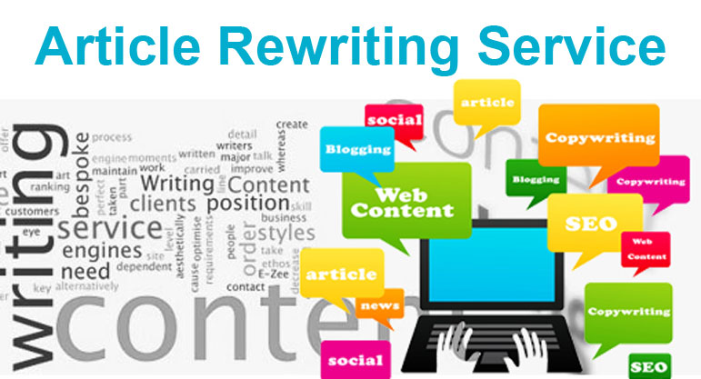 Free rewriting services
